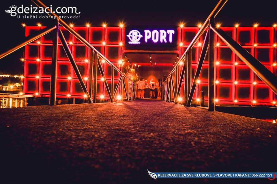 splav port nova godina 1