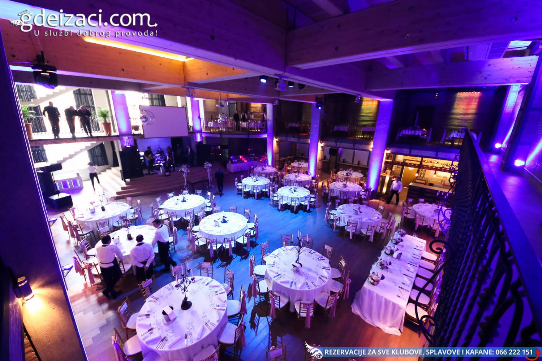 club restoran lobby nova godina 1