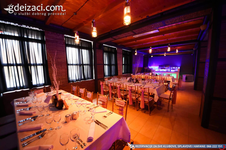 club restoran lobby nova godina 2