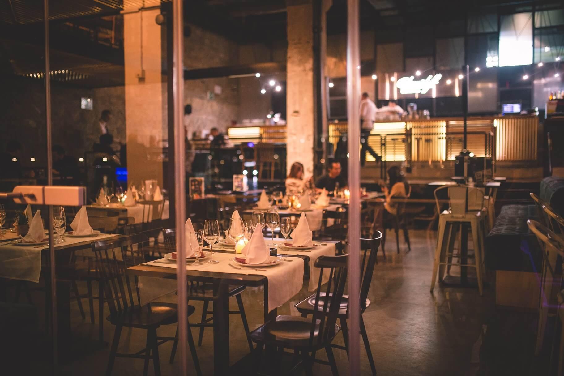 restoran magaza beton hala nova godina 1